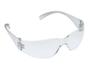 3M-11326 - Virtua™ Clear Temples, Hard Coat Lens Safety Glasses