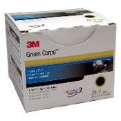 3M-1397 ~ Green Corps™ Roloc™ Disc, 36 Grit, 2 inch, (25)