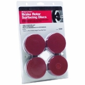 3M-1411 - Roloc™ Brake Rotor Surface Cond Disc, 120 Grit (12)